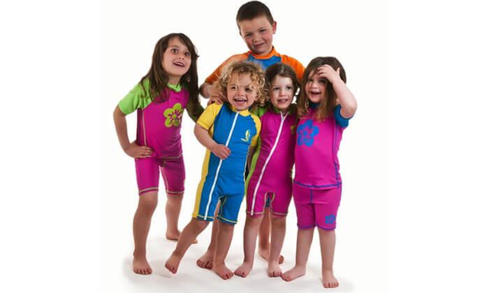 2 בגדי ים לילדים