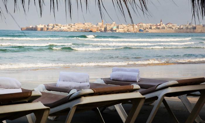 5 חבילת עיסוי וספא במלון חוף התמרים עכו