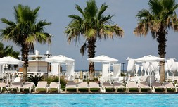 חבילת עיסוי במלון חוף התמרים