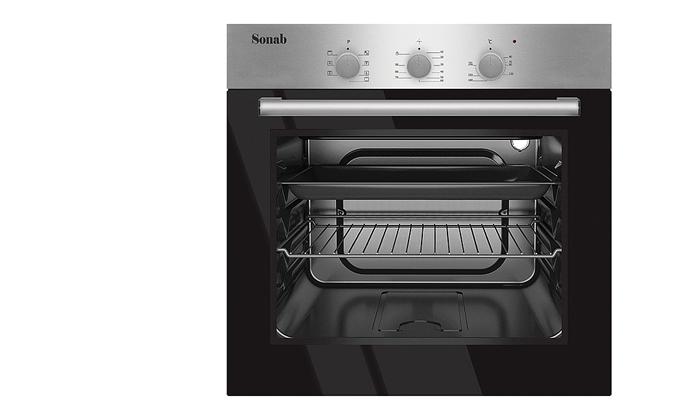 2 דיל ל-48 שעות: תנור בנוי 60 ליטר Sonab, דגם PR-5500S