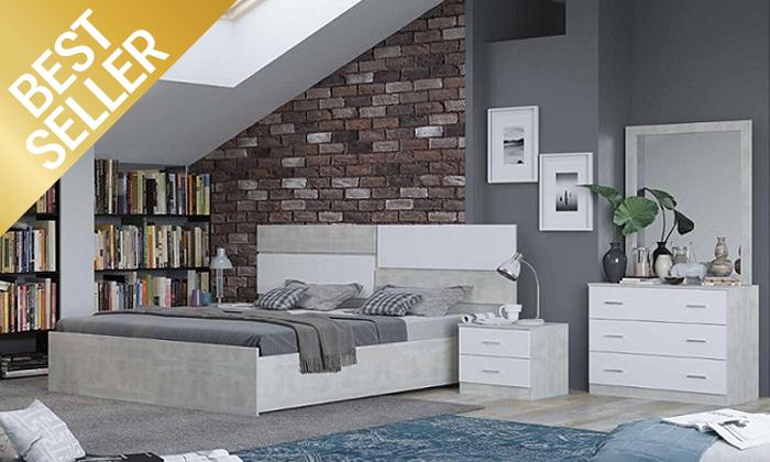 4 חדר שינה House Design דגם רום