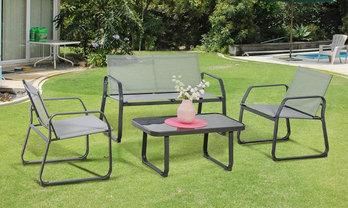 2 מערכת ישיבה לגינהAustralia Garden, דגםGarda