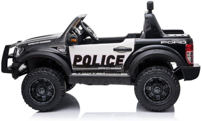 2  ג'יפ פורד משטרתי ממונע לילדים