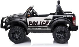 ג'יפ משטרה חשמלי 24V לילדים
