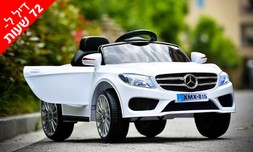 רכב מרצדס ממונע לילדים