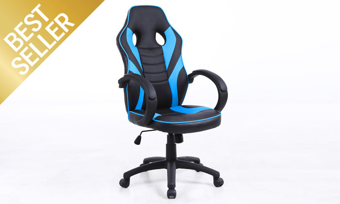 8 כיסא גיימרים דגם SUPREME