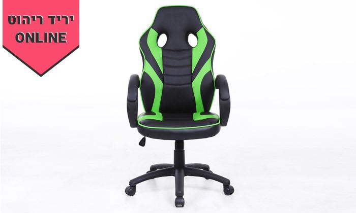 3 כיסא גיימרים דגם SUPREME