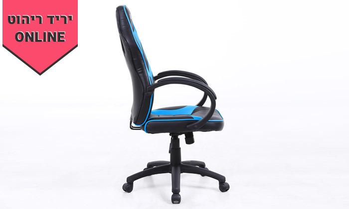 5 כיסא גיימרים דגם SUPREME