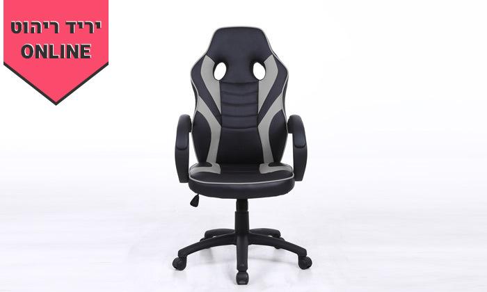 4 כיסא גיימרים דגם SUPREME