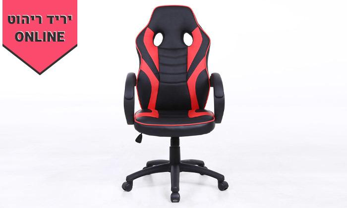9 כיסא גיימרים דגם SUPREME