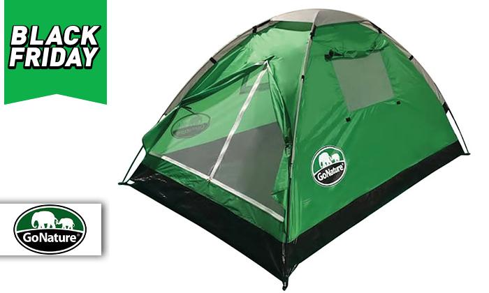 2 אוהל לזוגGo Nature, דגםAMIGO