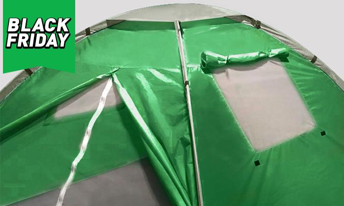 3 אוהל לזוגGo Nature, דגםAMIGO