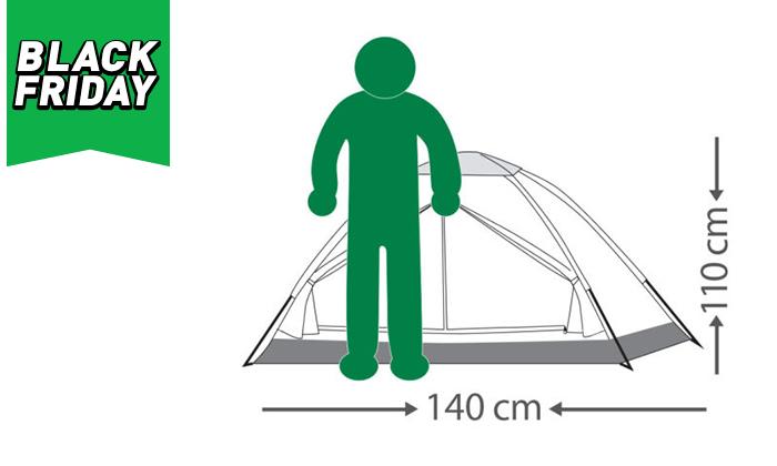 4 אוהל לזוגGo Nature, דגםAMIGO