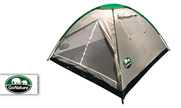 2 אוהל ל-4 אנשיםGo Nature, דגםAMIGO