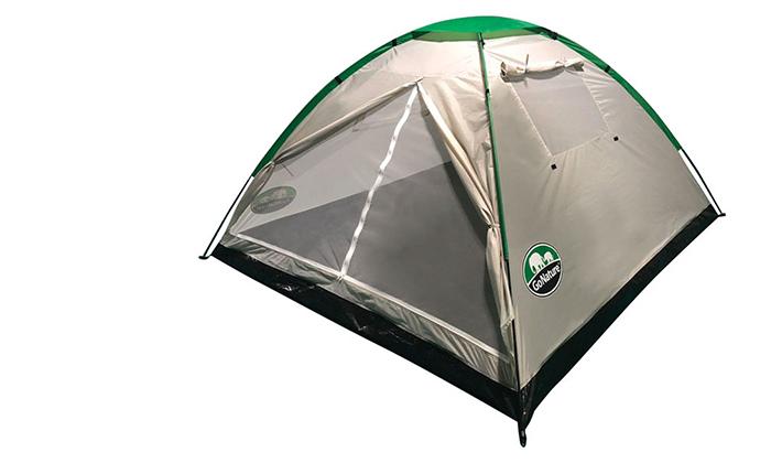 6 אוהל ל-4 אנשיםGo Nature, דגםAMIGO