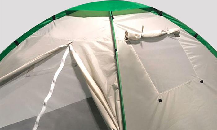 3 אוהל ל-4 אנשיםGo Nature, דגםAMIGO