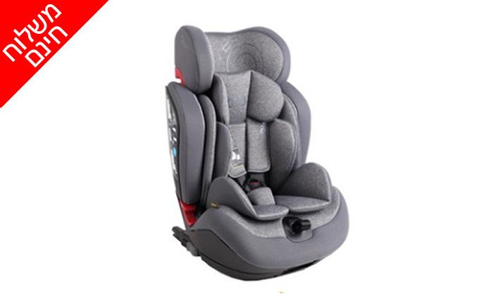6 כיסא תינוק משולב בוסטר NADO - משלוח חינם