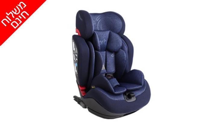 5 כיסא תינוק משולב בוסטר NADO - משלוח חינם