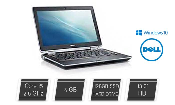 2 מחשב נייד DELL עם מסך 13.3 אינץ'