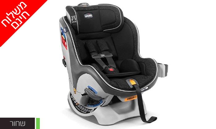 3 כיסא בטיחותChicco