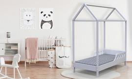 מיטת מעבר טירה