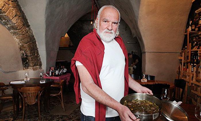 3 השף פיני לוי מתארח במסעדת פרג'י ביפו - ארוחה זוגית