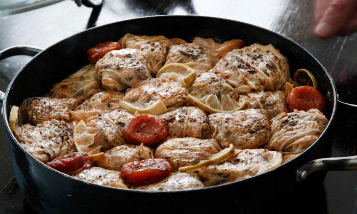 8 השף פיני לוי מתארח במסעדת פרג'י ביפו - ארוחה זוגית