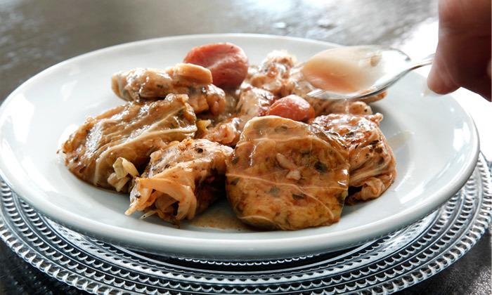 9 השף פיני לוי מתארח במסעדת פרג'י ביפו - ארוחה זוגית