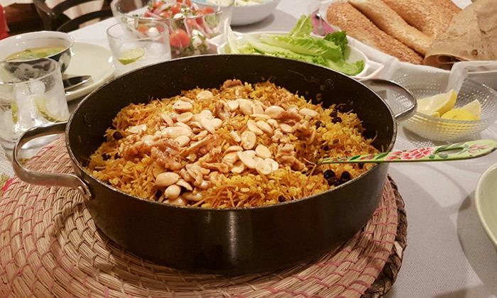 10 השף פיני לוי מתארח במסעדת פרג'י ביפו - ארוחה זוגית