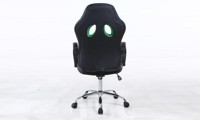 8 כיסא גיימינג ארגונומי