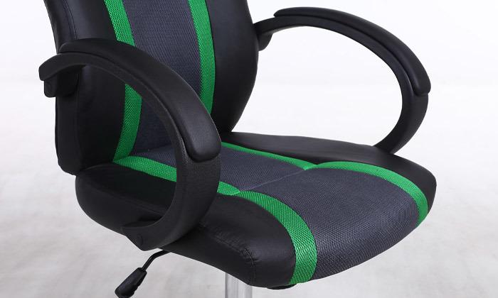 9 כיסא גיימינג ארגונומי