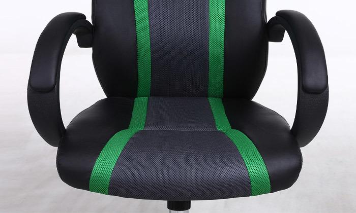 10 כיסא גיימינג ארגונומי