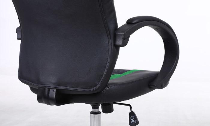 12 כיסא גיימינג ארגונומי