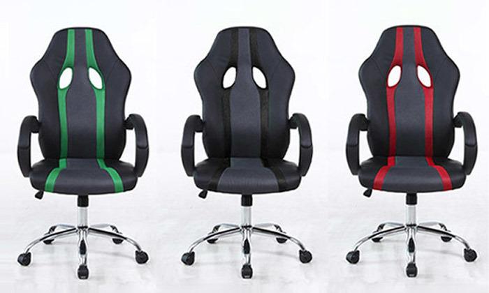 2 כיסא גיימינג ארגונומי