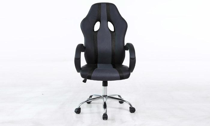 13 כיסא גיימינג ארגונומי