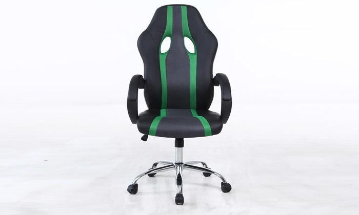 6 כיסא גיימינג ארגונומי - משלוח חינם