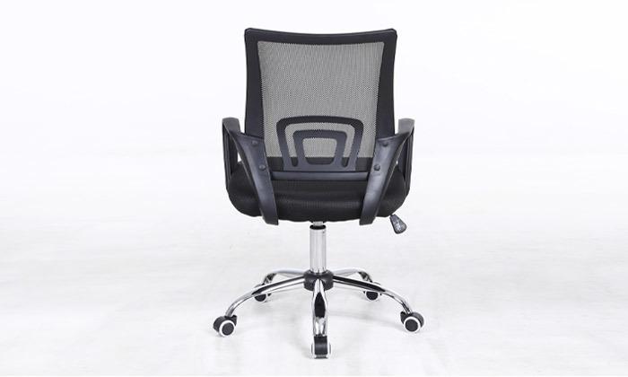 7 כיסא סטודנט על גלגלים
