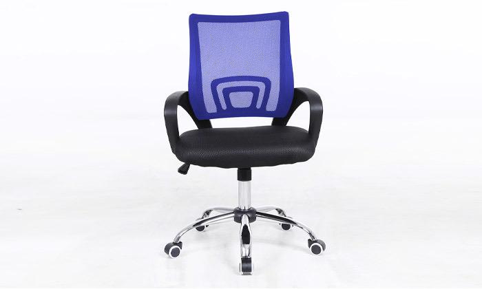 11 כיסא סטודנט על גלגלים