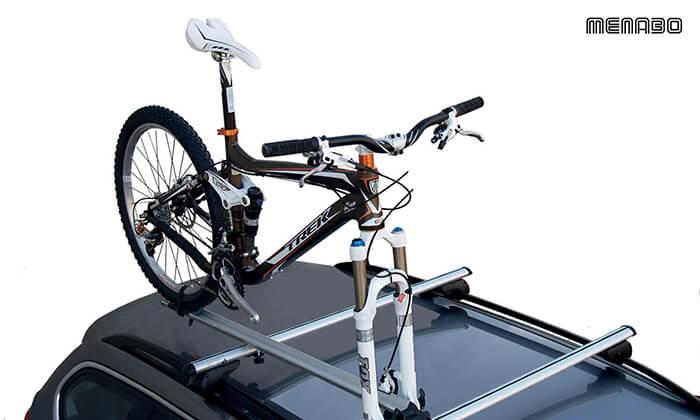 2 מנשא אופניים לגג הרכב Menabo