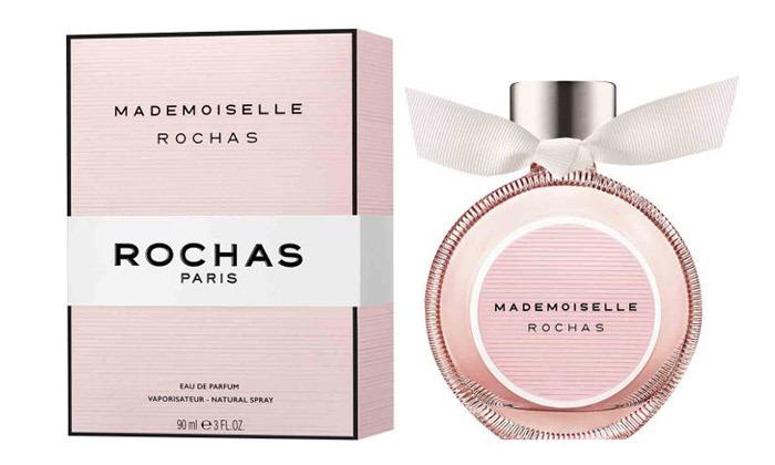 2 בושם לאישה Mademoiselle Rochas