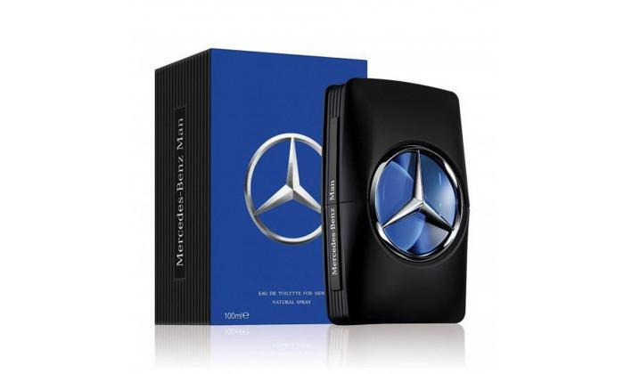 2 בושם מרצדס Mercedes-Benz Man