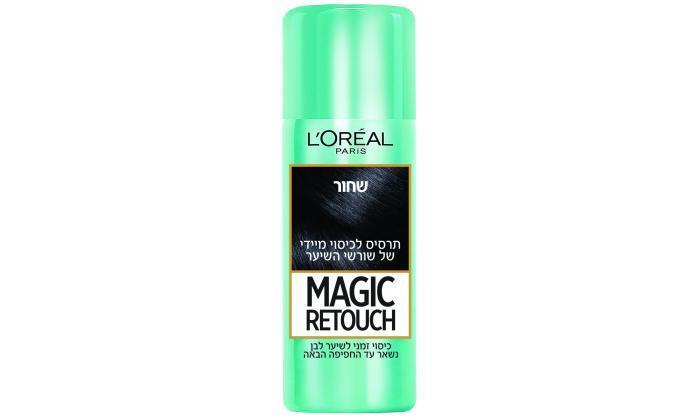 8 3 יחידות ספריי לשיער magic retouch של L'Oréal Paris