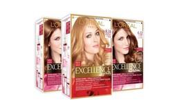 3 יח' צבע לשיער L'OREAL