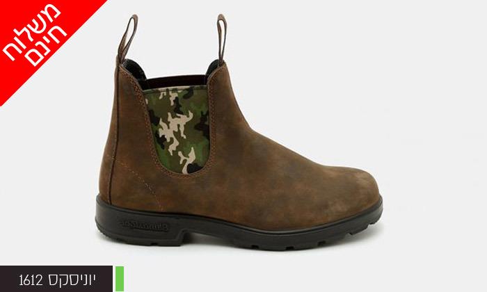 5 נעליים לגברים ולנשים בלנסטון Blundstone - משלוח חינם