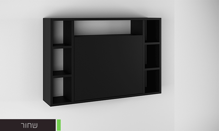 6 שולחן מחשב תלוי מתקפל RAZCO