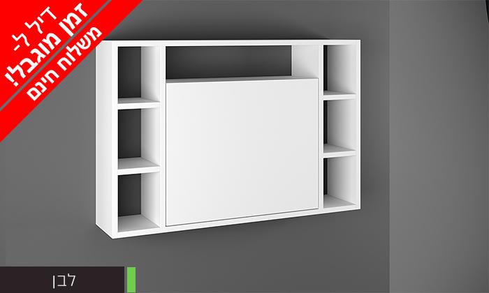 5 שולחן מחשב תלוי מתקפל RAZCO - משלוח חינם