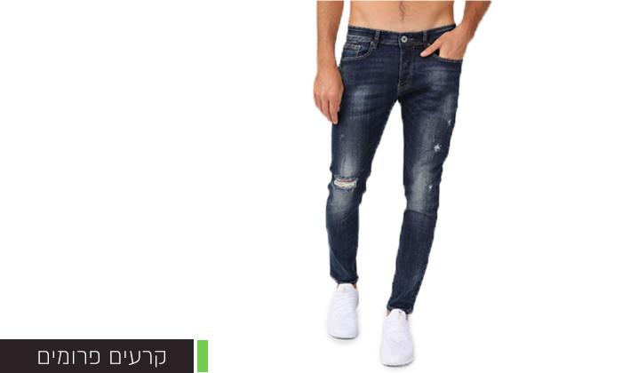 8 ג'ינס לגברים לי קופר Lee Cooper