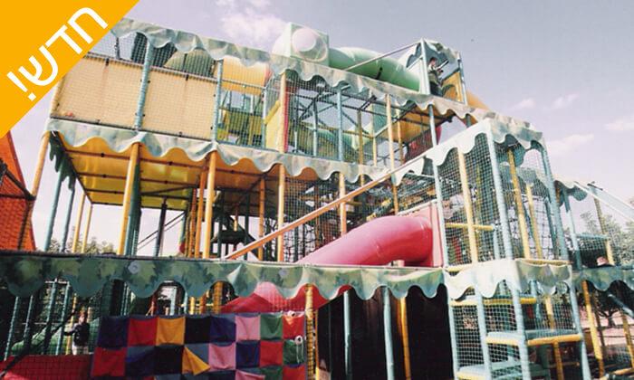 7 מקלט הקופים הישראלי - פסטיבל לכל המשפחה ביער בן שמן