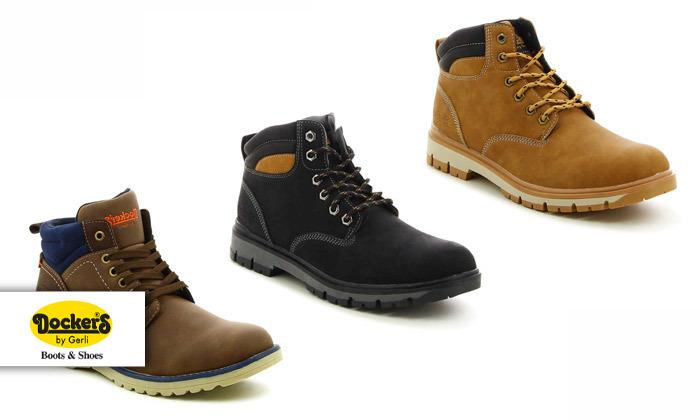 2 נעליים לגברים דוקרס Dockers