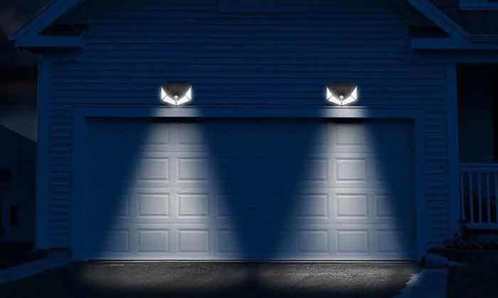 3 זוג פנסי הצפה סולאריים MiniMaxx